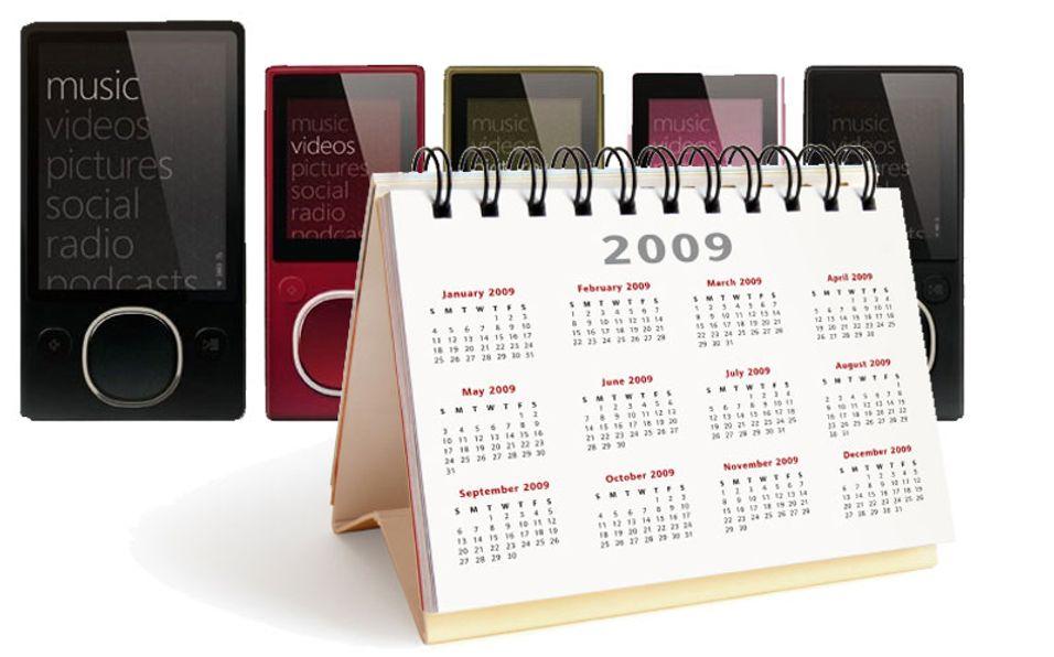 Det kan drøye mot 2010 før Microsoft får fingeren ut og lanserer Zune i Europa.