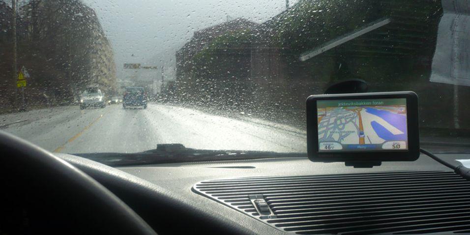Garmins nye GPS er god på å navigere.