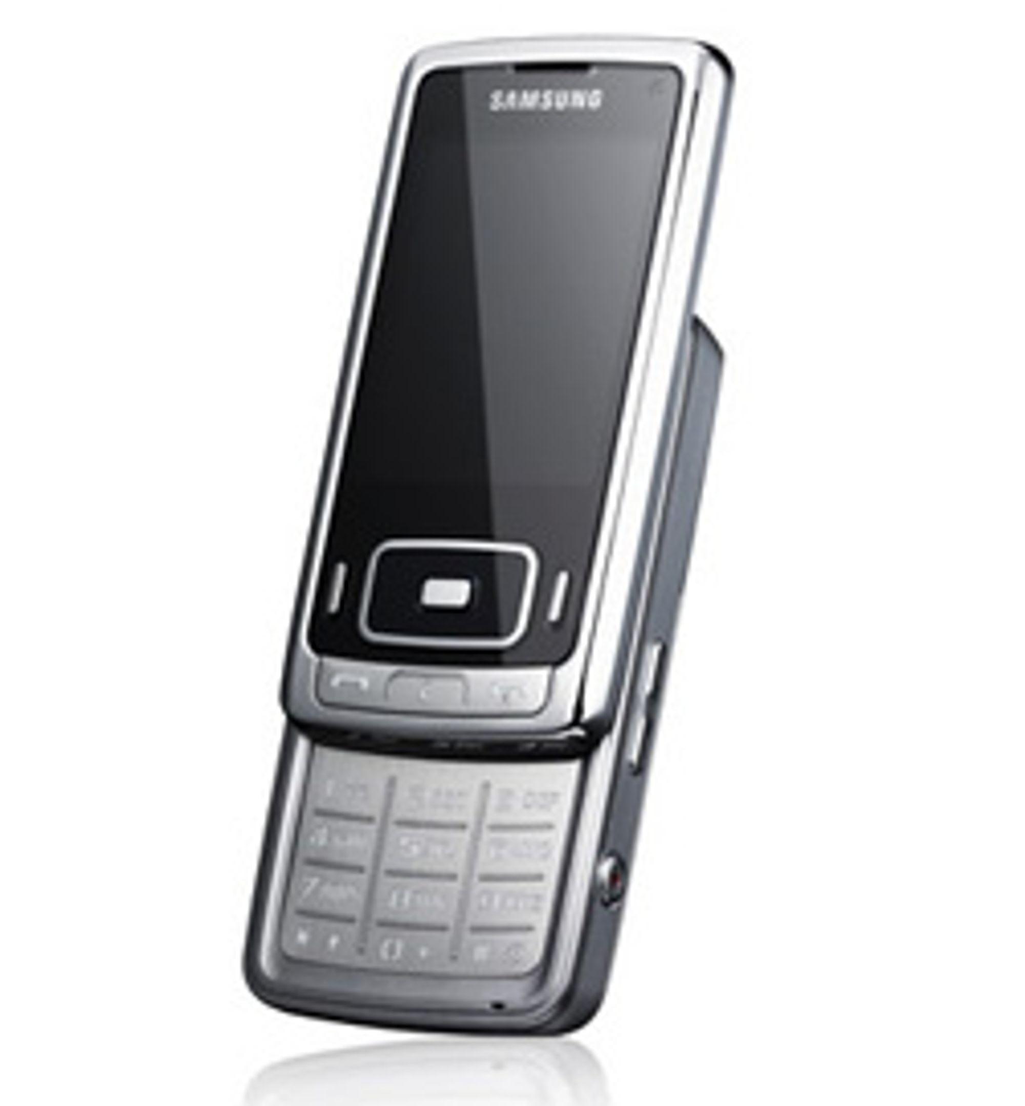 Samsungs G800. (Foto: Samsung)
