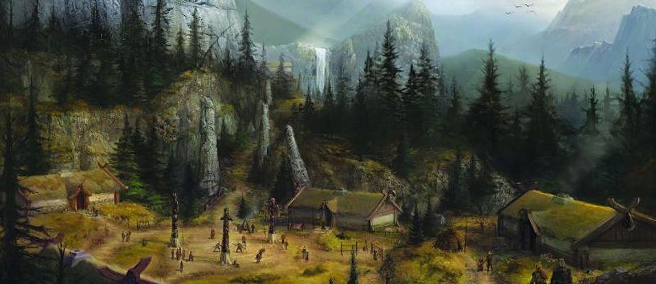 BioWare skryter av Dragon Age