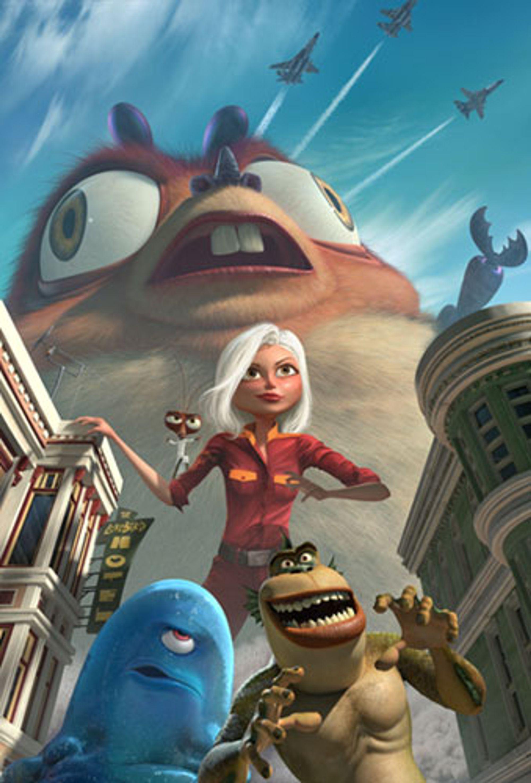 DreamWorks satser stort på 3-D fremover.