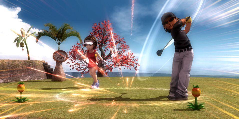 ANMELDELSE: Everybody's Golf: World Tour