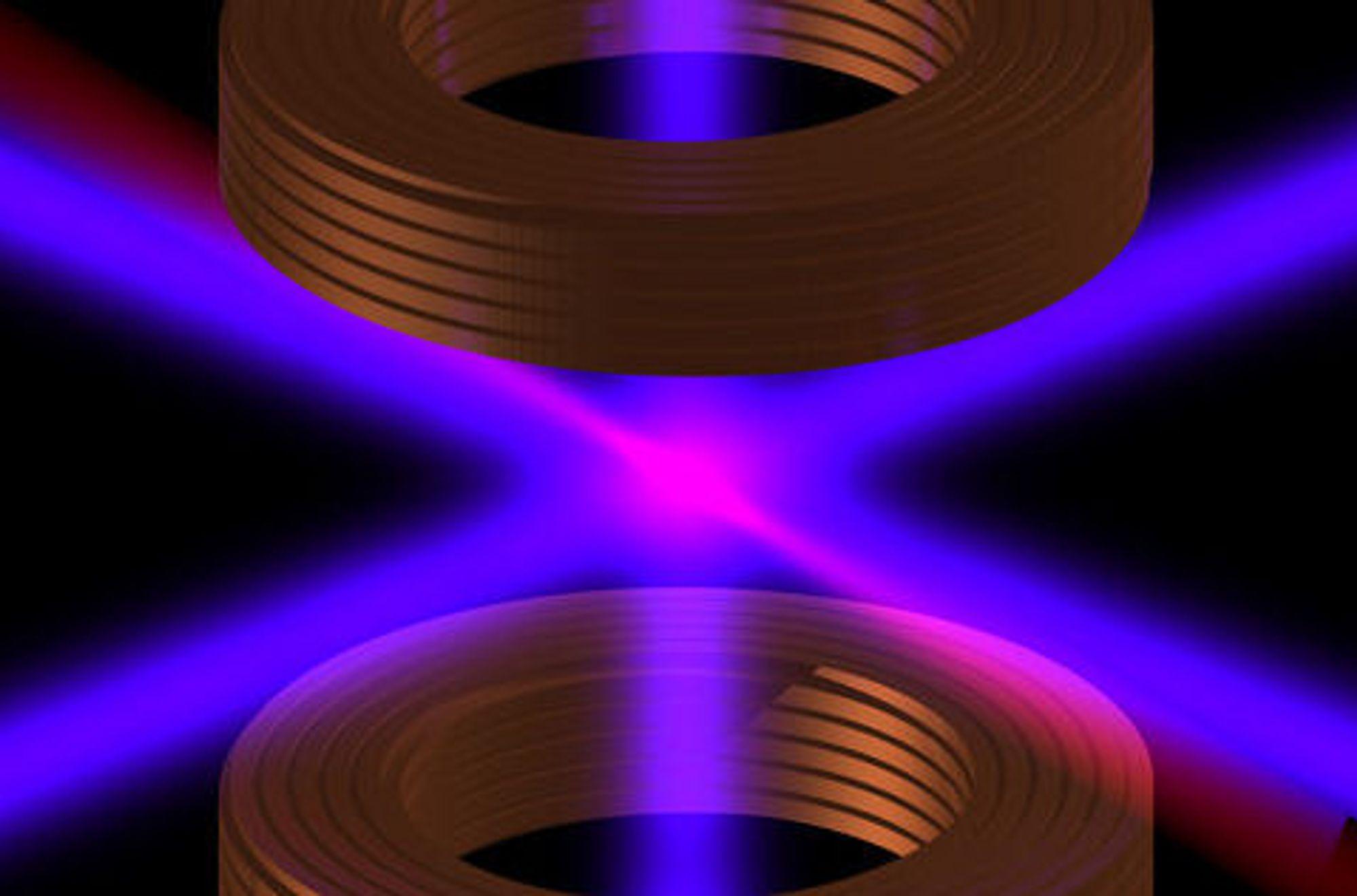Er laser fremtiden for prosessorindustrien?
