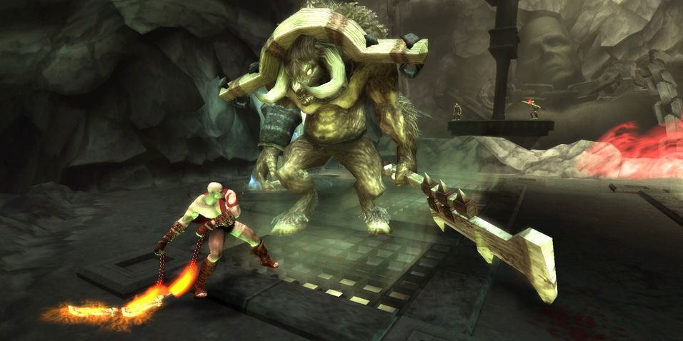 ANMELDELSE: God of War: Chains of Olympus