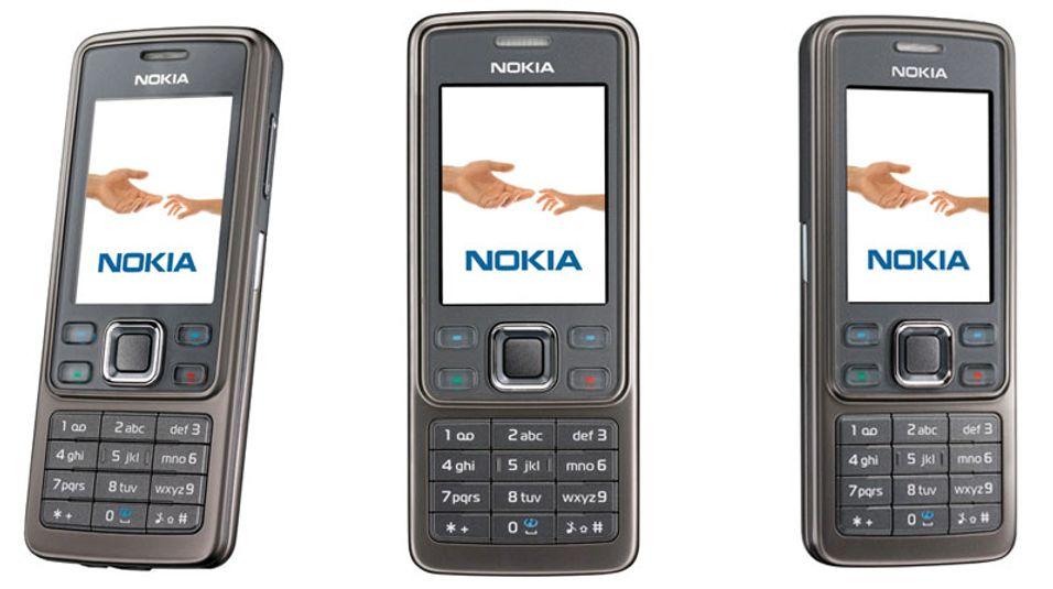 Nokia 6300i er nesten prikk lik Nokia 6300, bortsett fra et par ting.