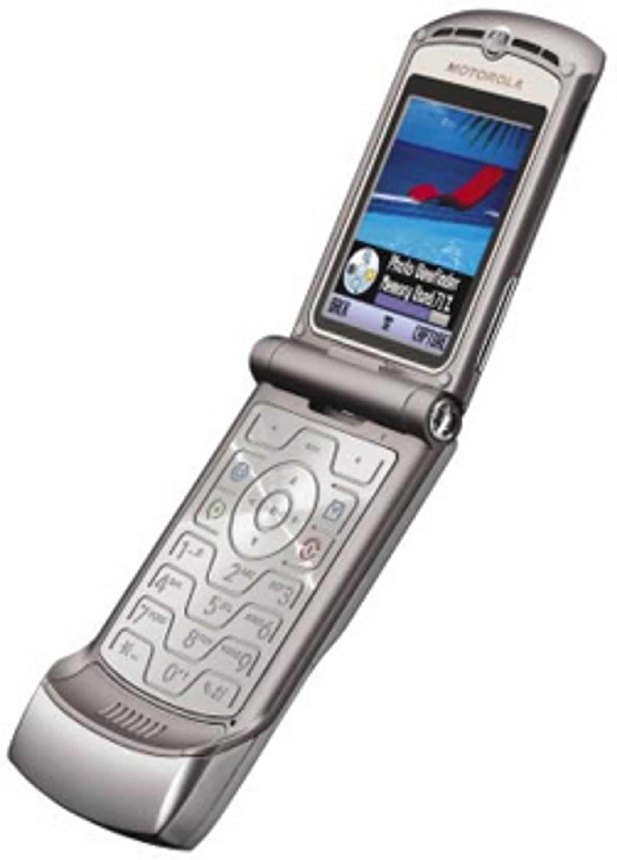 Razr var både grunnen til at det gikk bra for Motorola, og nå grunnen til at det går dårlig, skal vi tro Numair Faraz.