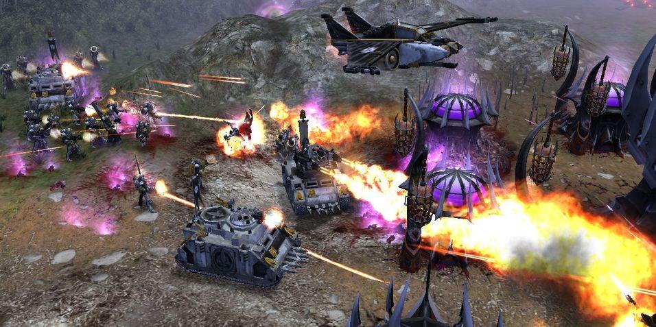 Warhammer-spill får oppfølger