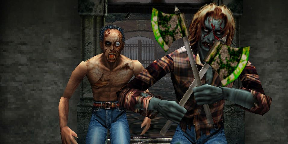 ANMELDELSE: The House of the Dead 2 & 3 Return