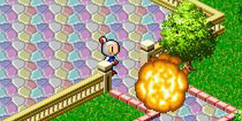 ANMELDELSE: Bomberman Land Touch! 2