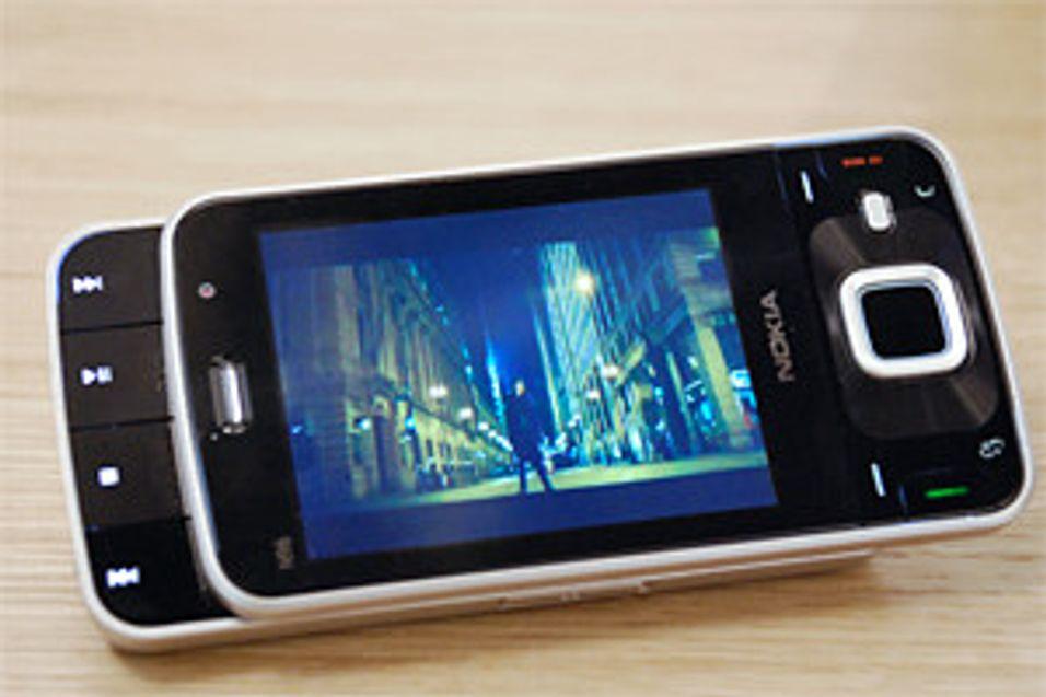 N96 har ikke blits, men det kan forandre seg.
