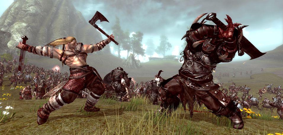 ANMELDELSE: Viking: Battle for Asgard