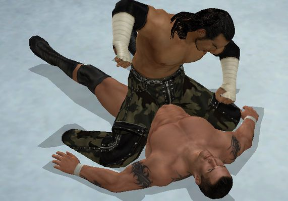 WWE: SmackDown vs. Raw 2009