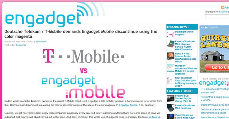Spørsmålet som reiser seg er jo om T-Mobile vil vinne frem.