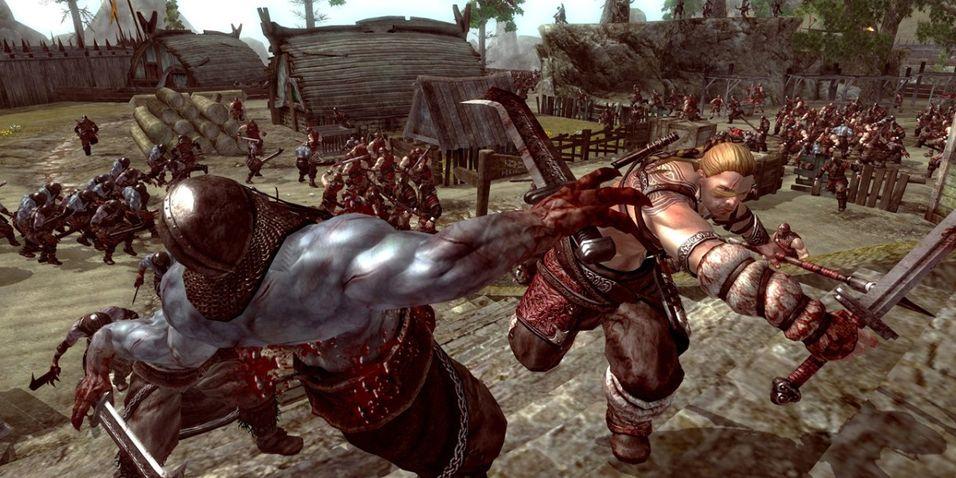 KONKURRANSE: Vinn Viking: Battle for Asgard