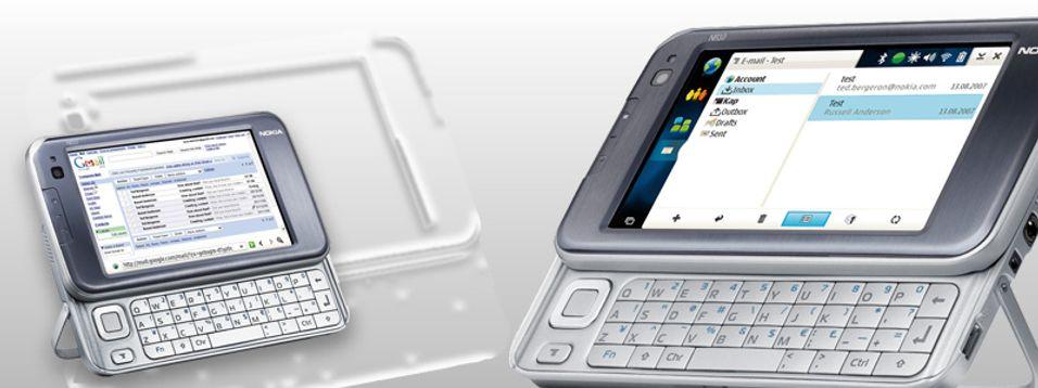Med N810 får du hele internett i lomma. Og nå får den Wimax.