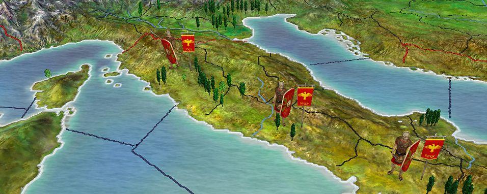 Europa Universalis: Rome er ferdig