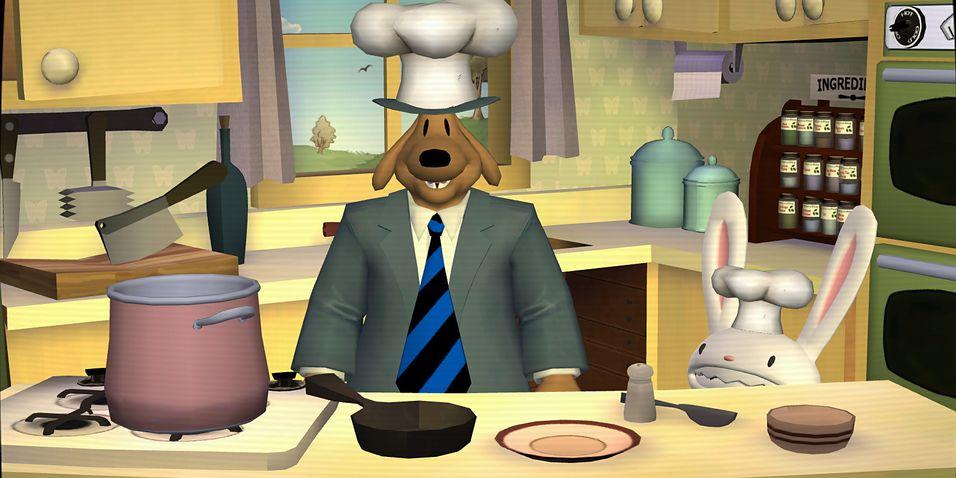 Sam & Max til Wii