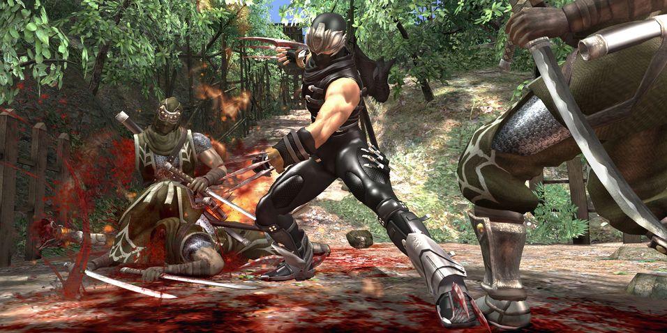 SNIKTITT: Ninja Gaiden 2