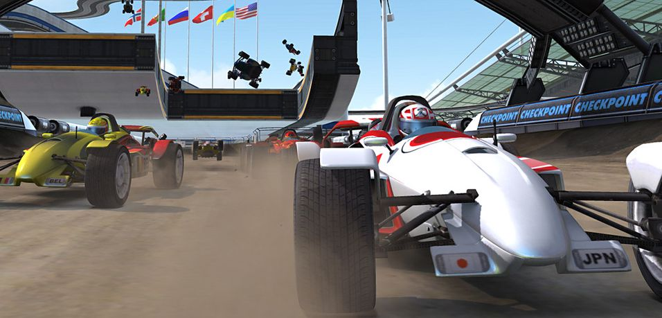 Heftig nytt for TrackMania