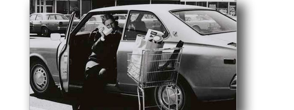 Dynatac var en revolusjon ved at du nå kunne ta med deg telefonen ut av bilen.