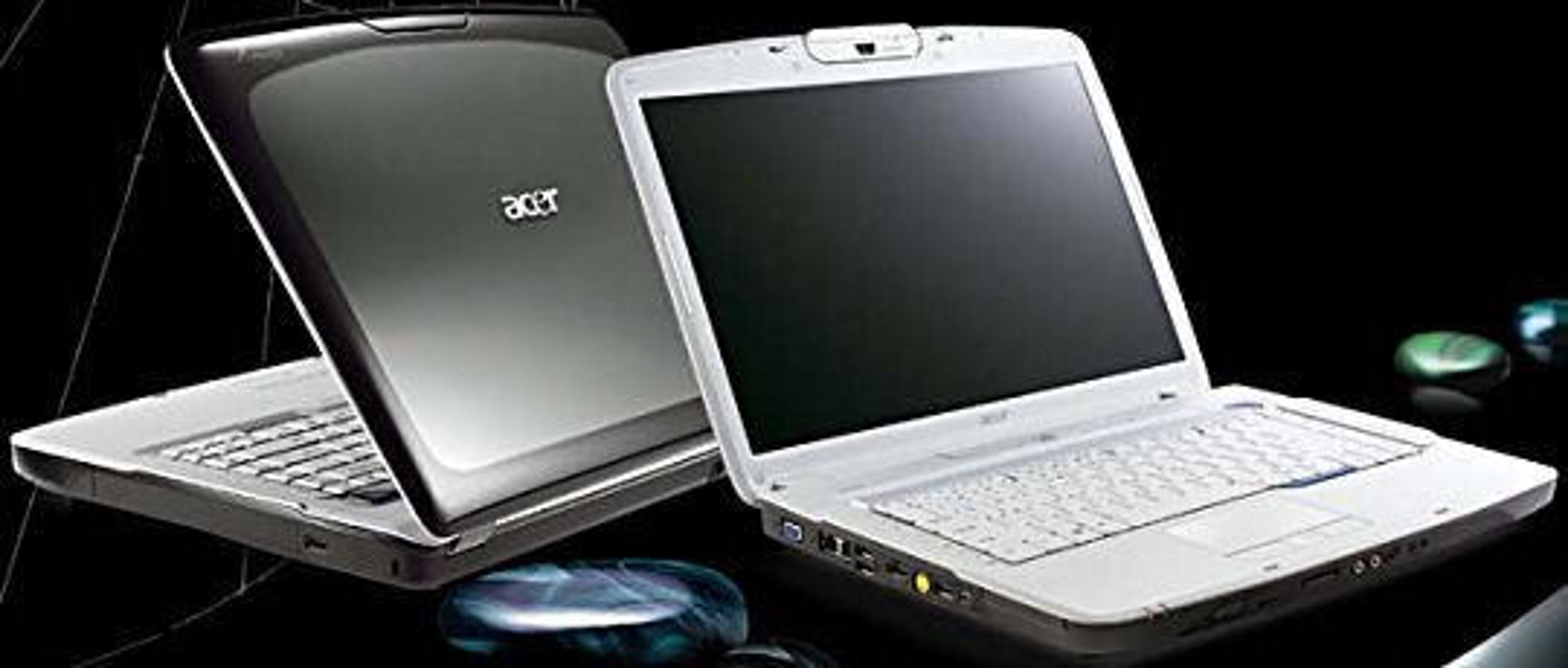 Illustrasjonsfoto: Acers Gemstone-design