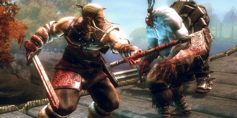 Disse vant Viking: Battle for Asgard