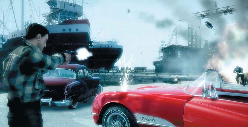 Ny info om Mafia II