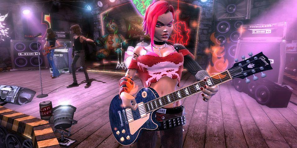 Countrymusiker raser mot Guitar Hero