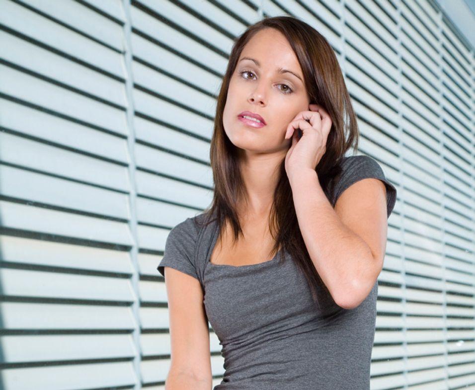 Strålingen er høyest mens samtalen kobler opp.