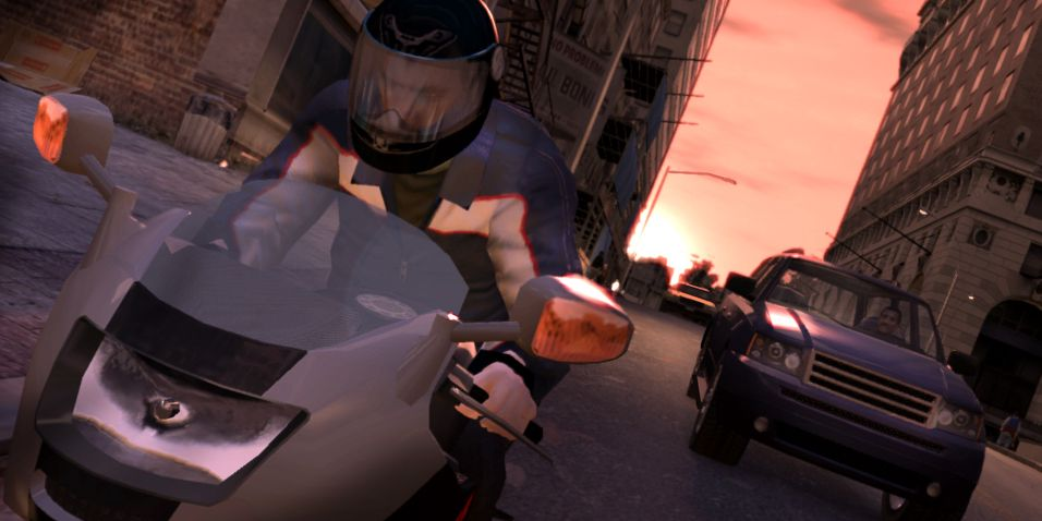 PlayStation 3 med GTA IV