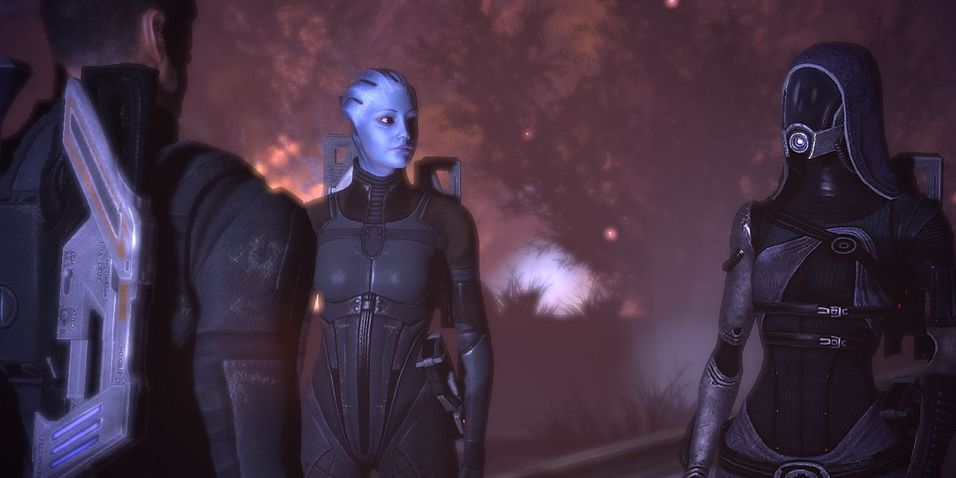 Mass Effect utsettes