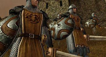 Middelalderstrategi i King Arthur