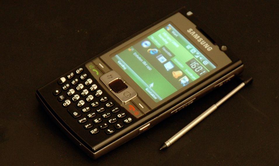 I780 er en fullblods profftelefon.