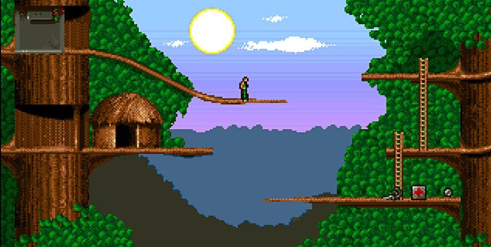 TILBAKEBLIKK: Amiga-klassiker fra Battlefield-utvikler