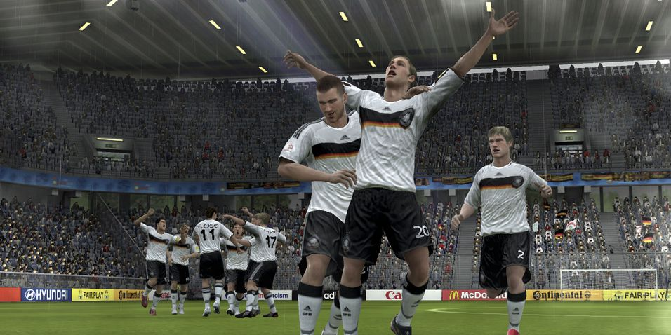 ANMELDELSE: UEFA EURO 2008