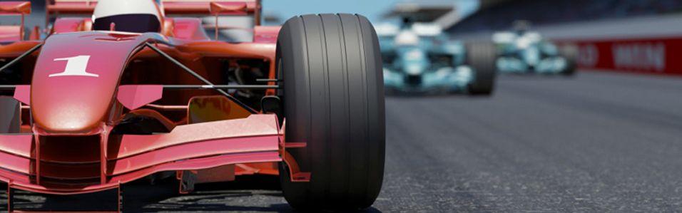 """""""Racetrack"""" fungerer litt som en racerbane. Elektronene går i buede sirkler - veldig, veldig raskt."""