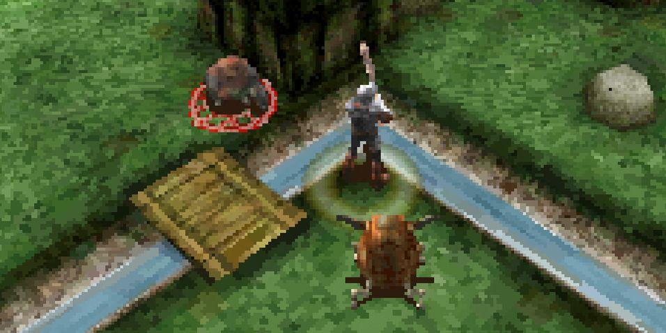 ANMELDELSE: Dungeon Explorer