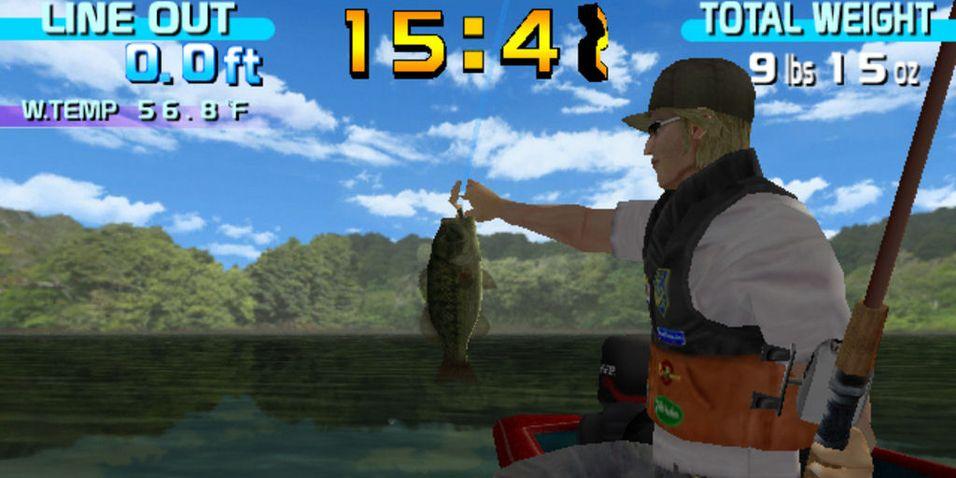 ANMELDELSE: SEGA Bass Fishing