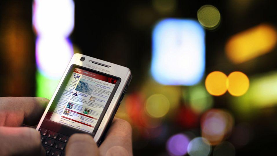 Opera Mobile er i vinden.