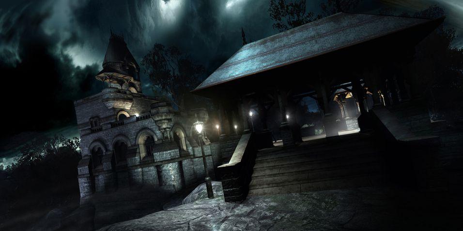 SNIKTITT: Alone in the Dark
