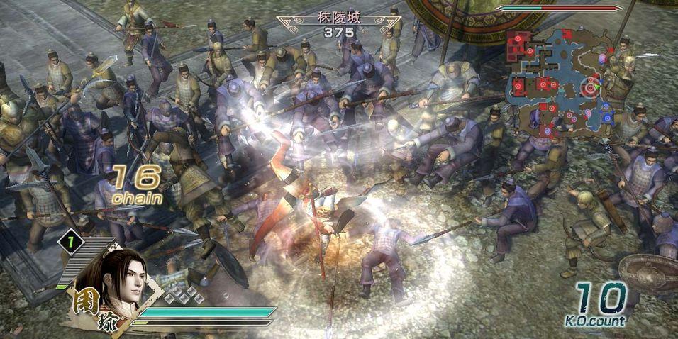 ANMELDELSE: Dynasty Warriors 6