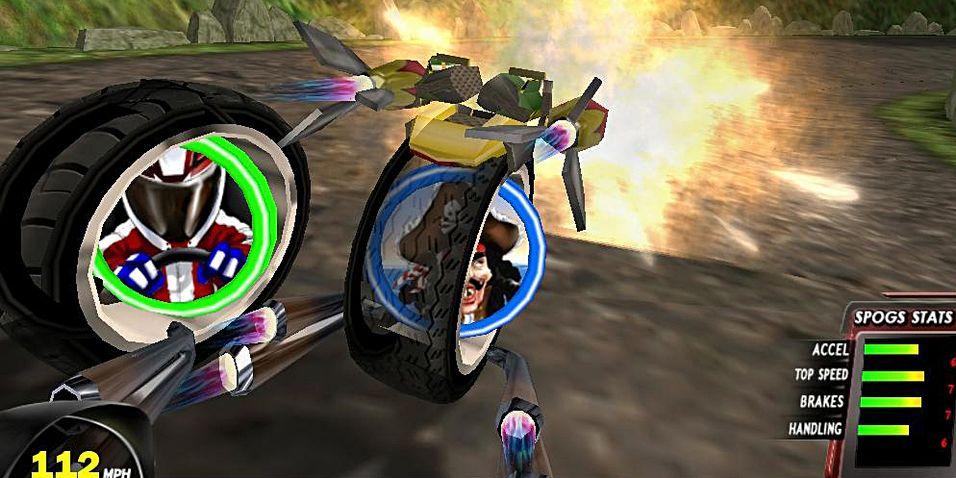 Wii Software får racingspill