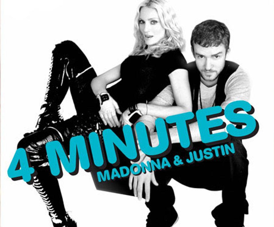 Madonna slår hitliste-rekord