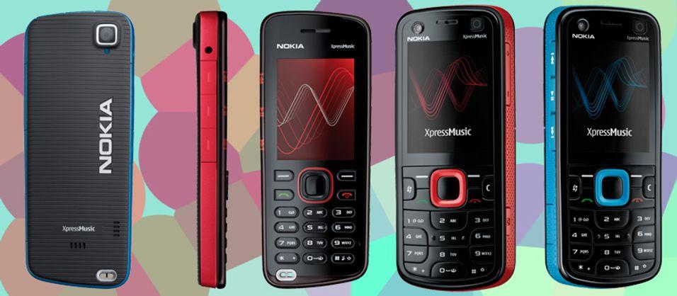 Nokia 5220 og 5320 gir en helt ny klasse billige musikktelefoner.