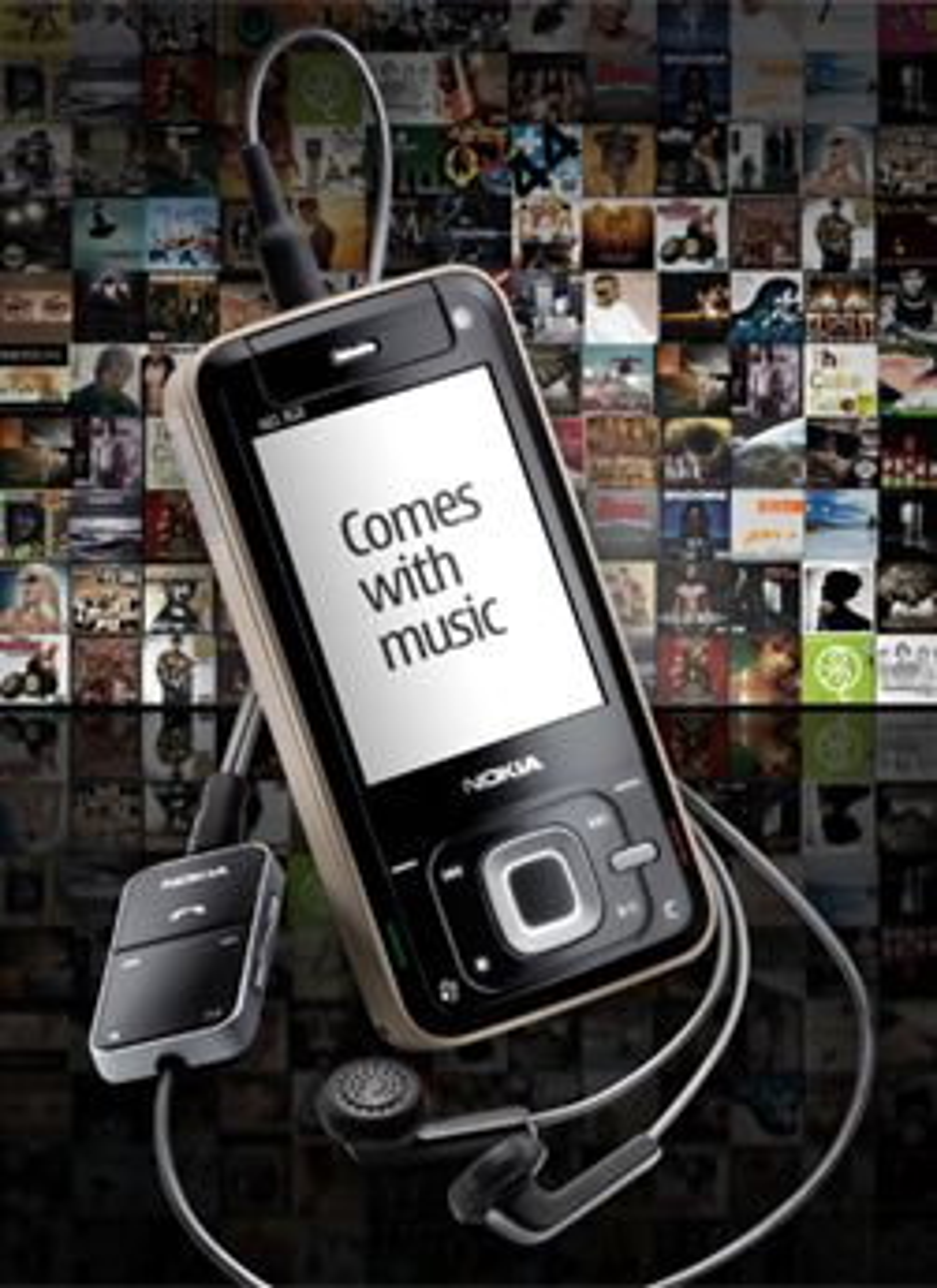 Nå er Sony BMG med på Comes with muci-gildet.