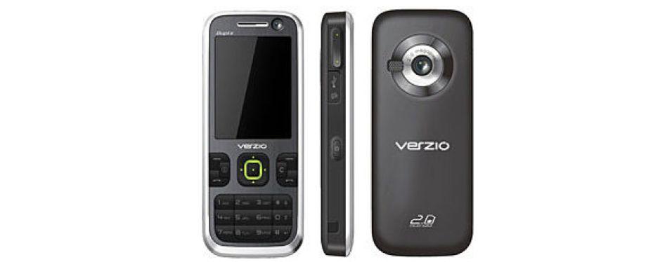 Verzio støtter ett GSM- og ett 3G-simkort.