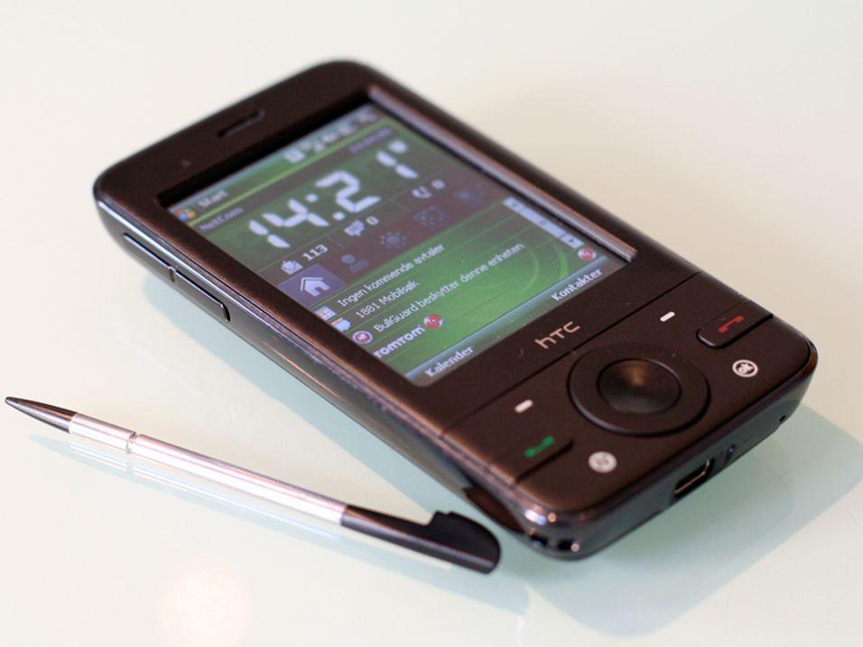 P4370 er en rimelig Windows Mobile-telefon.