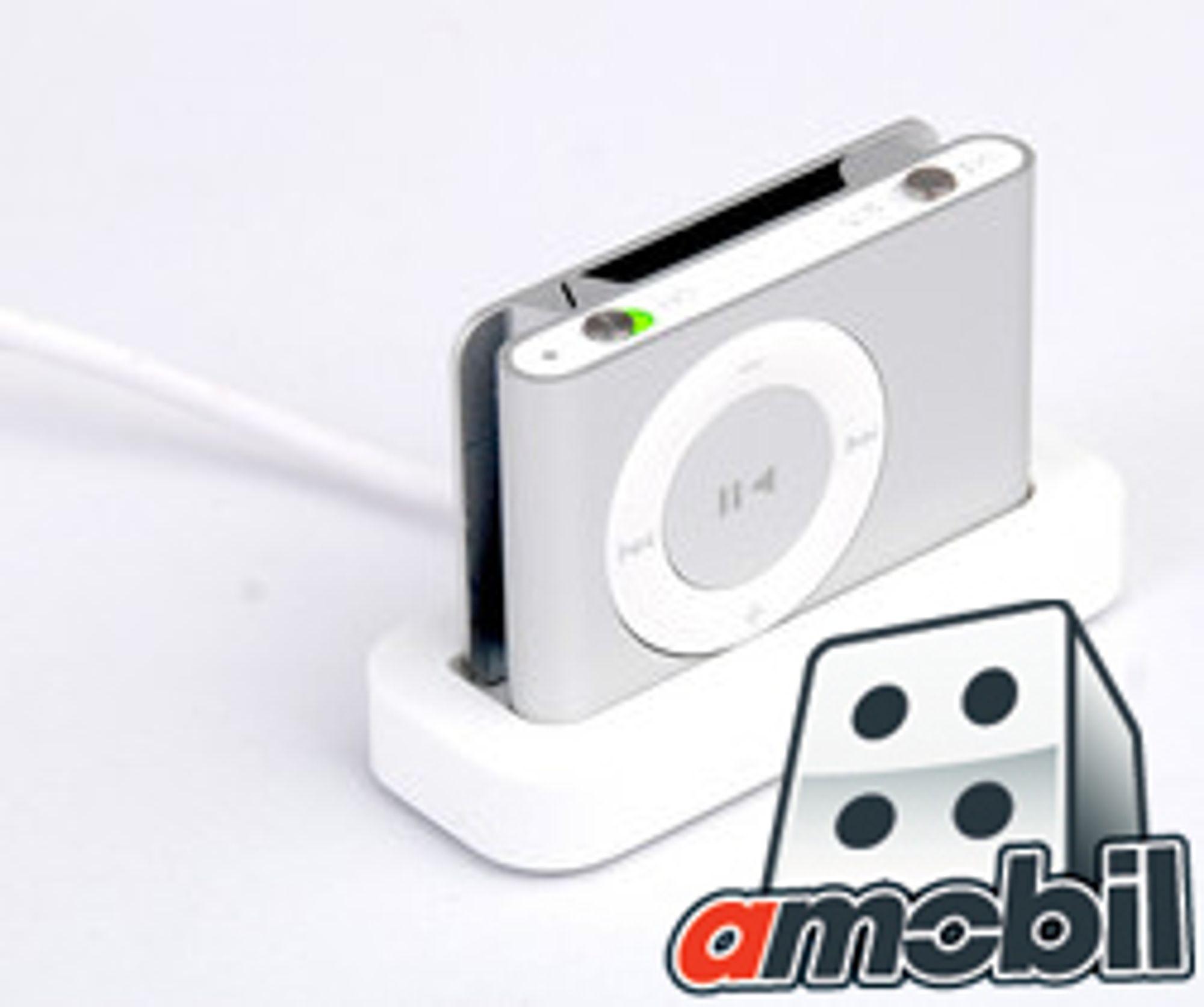Ipod Shuffle er også et godt kjøp, men har en del mangler.