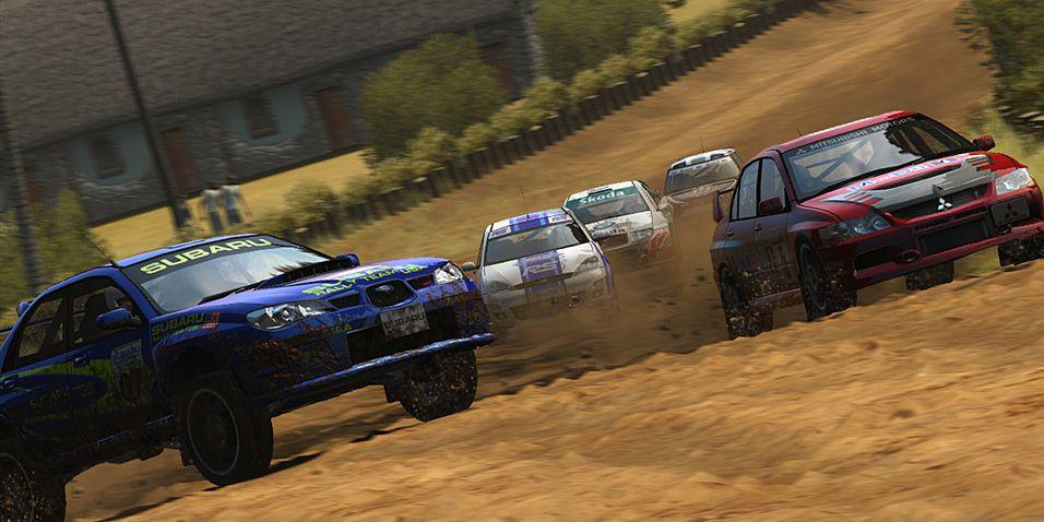SEGA Racing Studios reddet