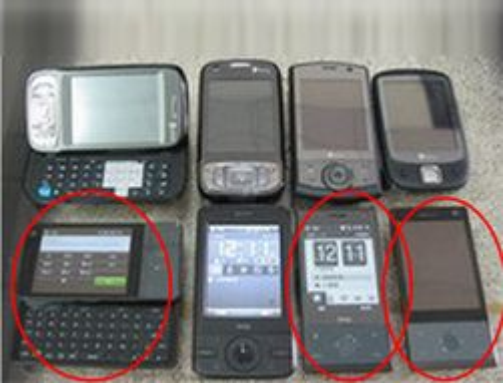Lanseres disse telefonene 6. mai?
